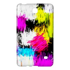 Colorful blurry paint strokes                   Samsung Galaxy Tab 4 (7 ) Hardshell Case