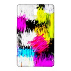 Colorful blurry paint strokes                   Samsung Galaxy Tab 4 (10.1 ) Hardshell Case