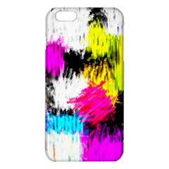 Colorful blurry paint strokes                   iPhone 6/6S TPU Case