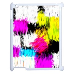 Colorful blurry paint strokes                        Portable Speaker