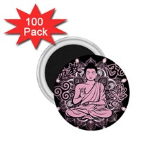 Ornate Buddha 1.75  Magnets (100 pack)