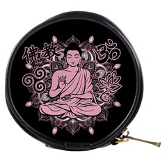 Ornate Buddha Mini Makeup Bags