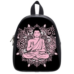 Ornate Buddha School Bags (Small)