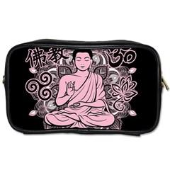 Ornate Buddha Toiletries Bags 2-Side
