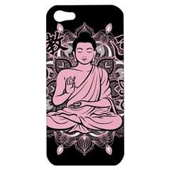 Ornate Buddha Apple iPhone 5 Hardshell Case