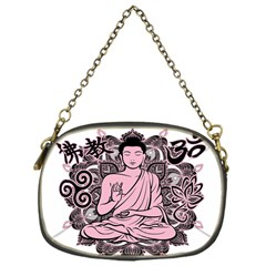 Ornate Buddha Chain Purses (One Side)