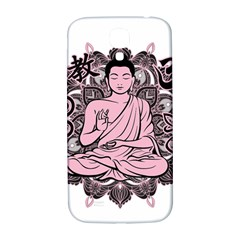 Ornate Buddha Samsung Galaxy S4 I9500/I9505  Hardshell Back Case