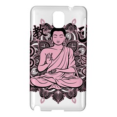Ornate Buddha Samsung Galaxy Note 3 N9005 Hardshell Case