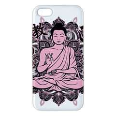 Ornate Buddha iPhone 5S/ SE Premium Hardshell Case