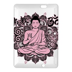 Ornate Buddha Kindle Fire HDX 8.9  Hardshell Case