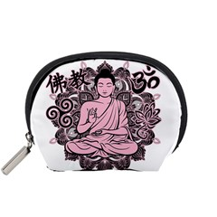 Ornate Buddha Accessory Pouches (Small)