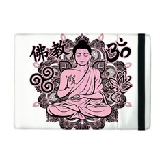 Ornate Buddha iPad Mini 2 Flip Cases