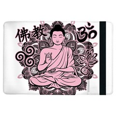 Ornate Buddha iPad Air Flip