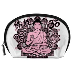 Ornate Buddha Accessory Pouches (Large)