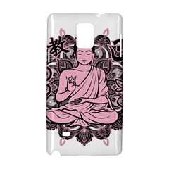 Ornate Buddha Samsung Galaxy Note 4 Hardshell Case