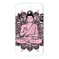 Ornate Buddha Samsung Galaxy Mega I9200 Hardshell Back Case