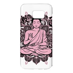 Ornate Buddha Samsung Galaxy S7 Edge Hardshell Case