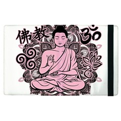 Ornate Buddha Apple iPad Pro 9.7   Flip Case