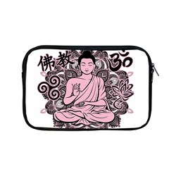 Ornate Buddha Apple MacBook Pro 13  Zipper Case