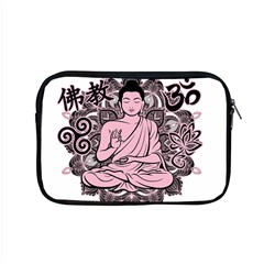 Ornate Buddha Apple MacBook Pro 15  Zipper Case
