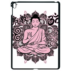 Ornate Buddha Apple iPad Pro 9.7   Black Seamless Case