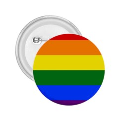 Pride rainbow flag 2.25  Buttons