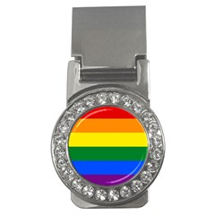 Pride rainbow flag Money Clips (CZ)