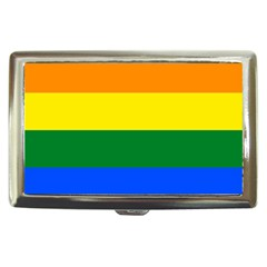 Pride rainbow flag Cigarette Money Cases