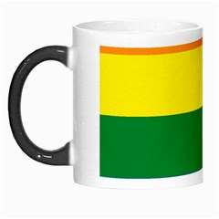 Pride rainbow flag Morph Mugs