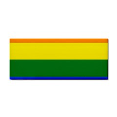 Pride rainbow flag Cosmetic Storage Cases