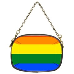 Pride rainbow flag Chain Purses (Two Sides)