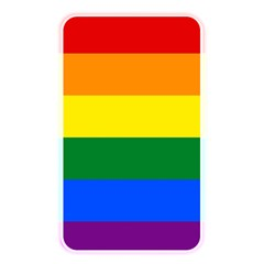 Pride rainbow flag Memory Card Reader