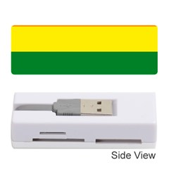 Pride rainbow flag Memory Card Reader (Stick)