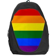 Pride rainbow flag Backpack Bag