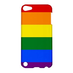 Pride rainbow flag Apple iPod Touch 5 Hardshell Case
