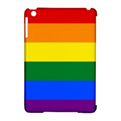 Pride rainbow flag Apple iPad Mini Hardshell Case (Compatible with Smart Cover)