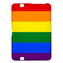 Pride rainbow flag Kindle Fire HD 8.9