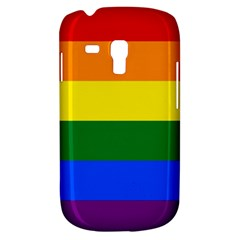 Pride rainbow flag Galaxy S3 Mini