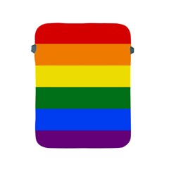 Pride rainbow flag Apple iPad 2/3/4 Protective Soft Cases