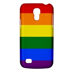 Pride rainbow flag Galaxy S4 Mini