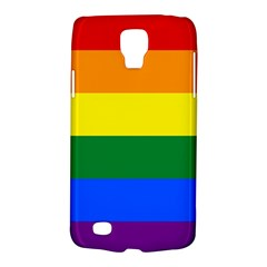 Pride rainbow flag Galaxy S4 Active