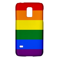 Pride rainbow flag Galaxy S5 Mini