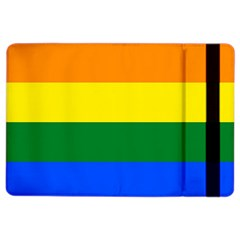 Pride rainbow flag iPad Air 2 Flip