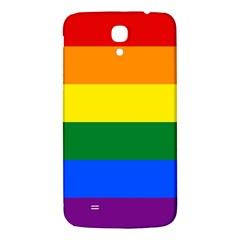 Pride rainbow flag Samsung Galaxy Mega I9200 Hardshell Back Case