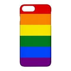 Pride rainbow flag Apple iPhone 7 Plus Hardshell Case