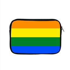 Pride rainbow flag Apple MacBook Pro 15  Zipper Case