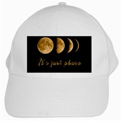 Moon phases  White Cap