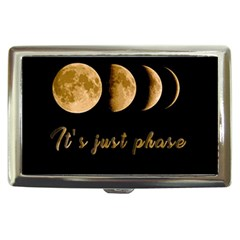 Moon phases  Cigarette Money Cases