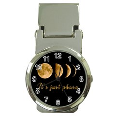 Moon phases  Money Clip Watches