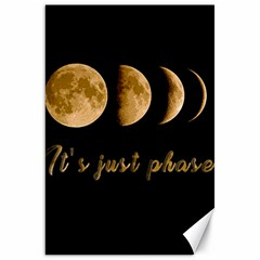 Moon phases  Canvas 20  x 30